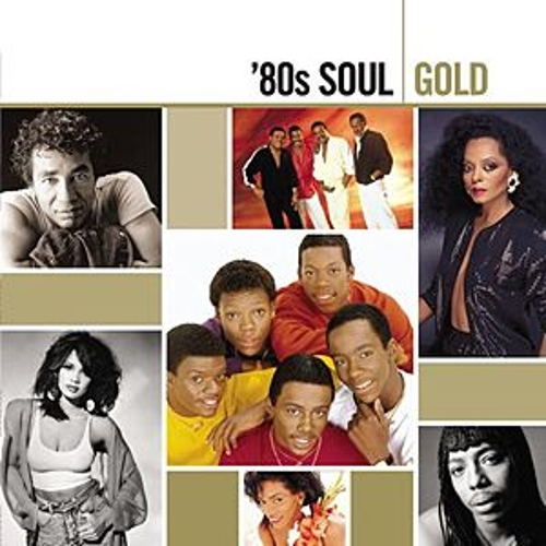 Gold - '80s Soul by Various Artists