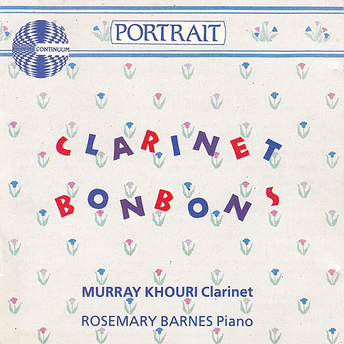 Clarinet Bonbons by Rosemary Barnes