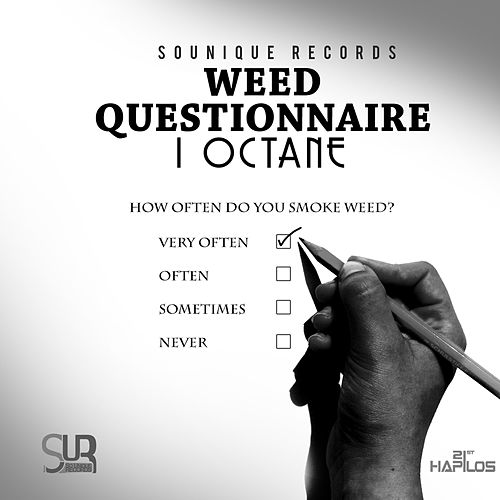 Weed Questionnaire - Single by I-Octane