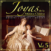 Joyas de la Música Clásica. Vol. 5 by Various Artists