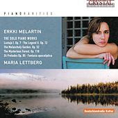 Melartin: The Solo Piano Works by Maria Lettberg