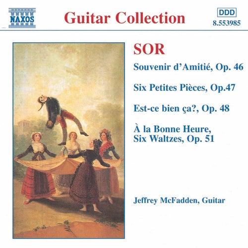 Guitar Music Opp. 46 - 48, 50 and 51 by Fernando Sor