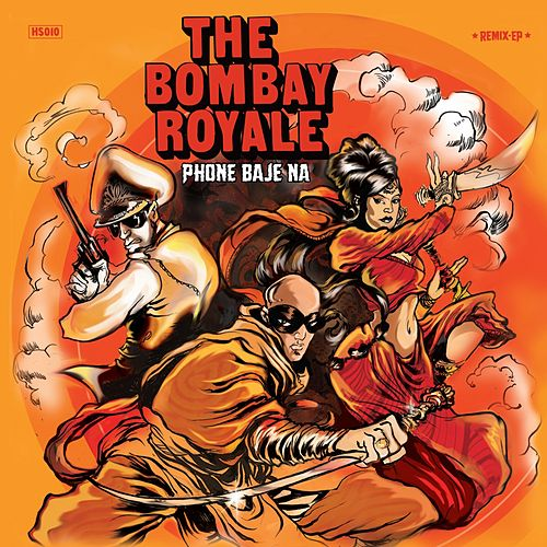 Phone Baje Na by The Bombay Royale