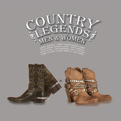 Country Legends - Men & Women by Various Artists