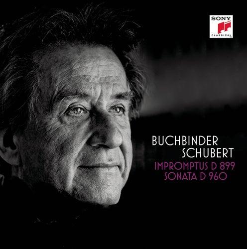Schubert: Impromptus D 899, Sonate D 960 by Rudolf Buchbinder