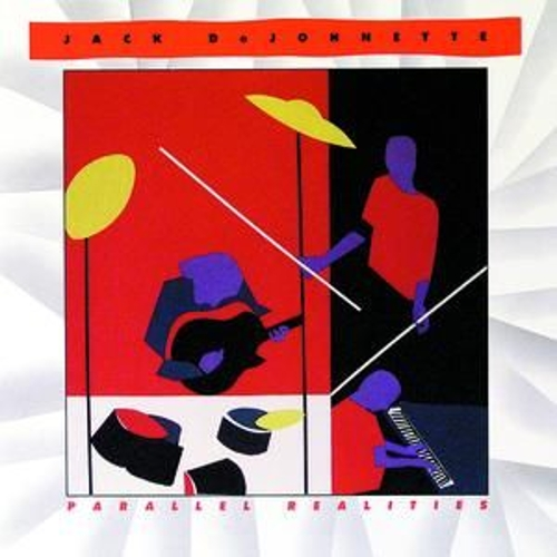 Parallel Realities by Jack DeJohnette