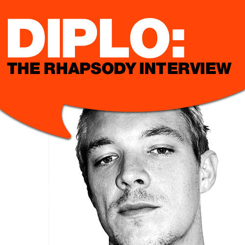 Diplo: The Rhapsody Interview by Diplo