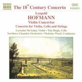 HOFMANN: Violin Concertos by Lorraine McAslan