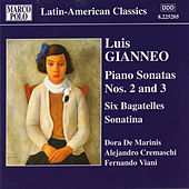 GIANNEO: Piano Sonatas Nos. 2 and 3 / 6 Bagatelles by Various Artists