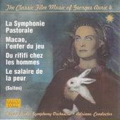AURIC: La Symphonie Pastorale / Macao, L'Enfer du jeu by Slovak Radio Symphony Orchestra