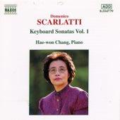 SCARLATTI : Keyboard Sonatas Vol.  1 by Hae-won Chang