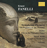 FANELLI: Symphonic Pictures by Slovak Radio Symphony Orchestra