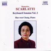 SCARLATTI : Keyboard Sonatas Vol.  2 by Hae-won Chang