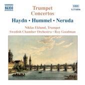 HAYDN / HUMMEL / NERUDA: Trumpet Concertos by Niklas Eklund