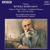 Night on Mount Triglav - Pan Voyevoda by Nikolai Rimsky-Korsakov