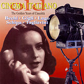 Old Cinema Italiano - The Golden Years Of Cinecittà by Various Artists
