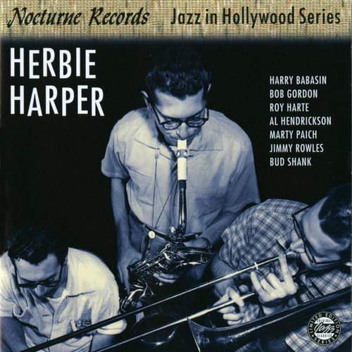 Jazz In Hollywood by Herbie Harper