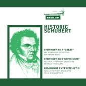 Historic Schubert by Various Artists