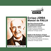 Enrique Joda Conducts Manuel de Falla by Various Artists