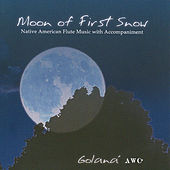Moon Of First Snow by Golana