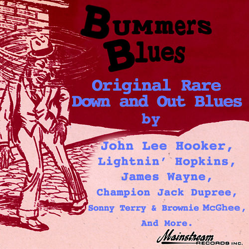 Bummers Blues by Various Artists