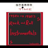 Rock And Roll Instrumentals: 50's-60's by Various Artists