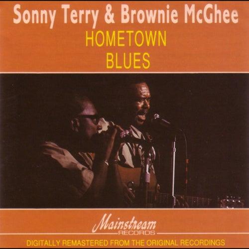 Hometown Blues by Brownie McGhee