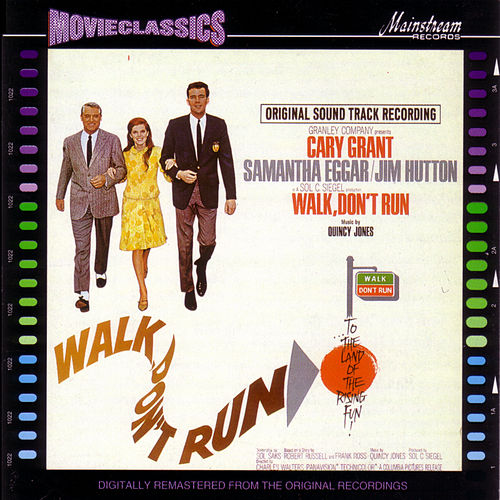 Walk Don't Run by Quincy Jones