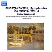 SHOSTAKOVICH : Symphonies (Complete) Vol.  2 by Various Artists