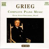 GRIEG: Complete Piano Music by Einar Steen-Nokleberg