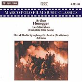 HONEGGER: Miserables (Les) by Slovak Radio Symphony Orchestra
