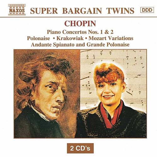 CHOPIN : Complete Works For Piano And Orchestra by Idil Biret