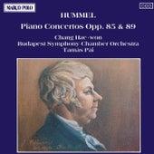 HUMMEL : Piano Concertos Opp. 85 & 89 by Hae-won Chang