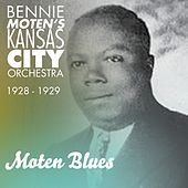 Moten Blues (Original Aufnahmen 1928 - 1929) by Bennie Moten