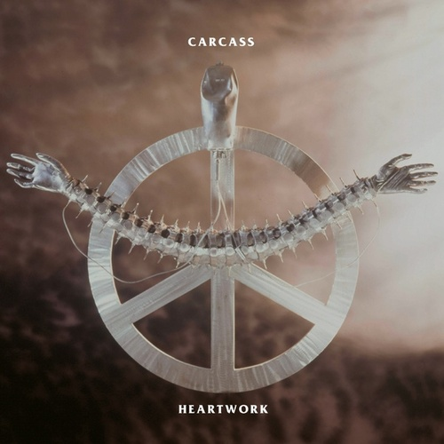 Heartwork (Full Dynamic Range Edition) by Carcass