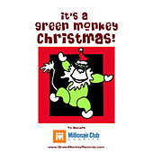 It's a Green Monkey Christmas! by Various Artists