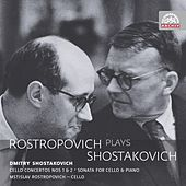 Rostropovich Plays Shostakovich by Various Artists