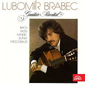 Lubomír Brabe: Guitar Recital by Lubomír Brabec