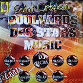 Boulevards des Stars Music by Various Artists