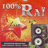 100% Raï Live by Various Artists