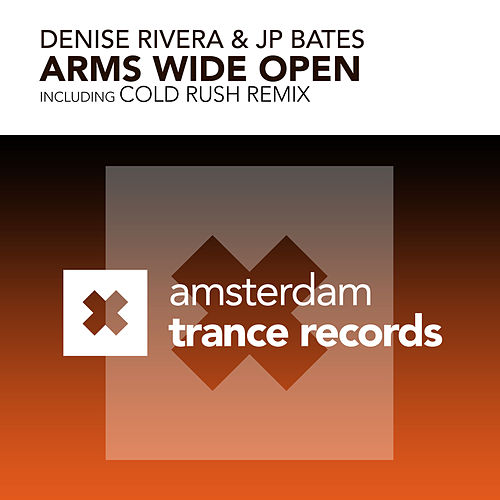 Arms Wide Open by Denise Rivera