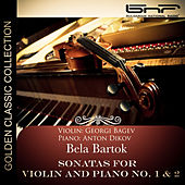 Bela Bartok: Sonatas for Violin and Piano by Anton Dikov