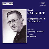 SAUGUET: Symphony No. 1 by Moscow Symphony Orchestra
