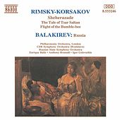 RIMSKY-KORSAKOV: Scheherazade / BALAKIREV: Russia by Various Artists