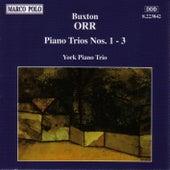 ORR: Piano Trios Nos. 1-3 by York Piano Trio