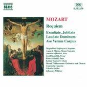 MOZART: Requiem / Exultate, Jubilate / Laudate Dominum by Slovak Philharmonic Chorus