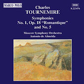 TOURNEMIRE: Symphonies Nos. 1 and 5 by Moscow Symphony Orchestra