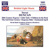 DUNCAN: Orchestral Works by Slovak Radio Symphony Orchestra