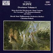 SUPPE: Overtures, Vol.  6 by Slovak Philharmonic Orchestra