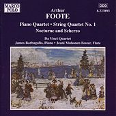FOOTE: Piano Quartet / String Quartet No. 1 by Da Vinci Quartet